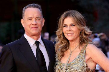 Tom Hanks pomáhal manželke poraziť rakovinu pomocou smiechu