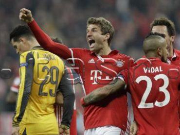 """Real zdolal Neapol 3:1, Arsenal inkasoval v Mníchove """"päťku"""""""
