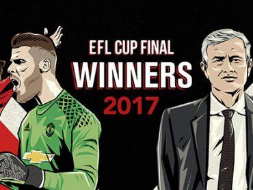 Finále Anglického ligového pohára splnilo všetky očakávania