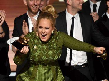 Momenty z Grammy Awards 2017