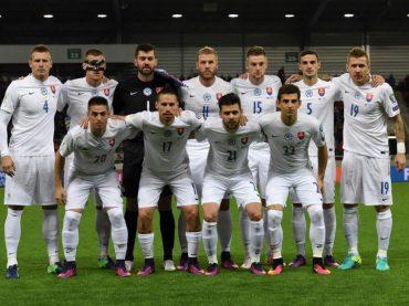 Slovensko – Uganda / Náš výber prehral, presadil sa iba žilinčan