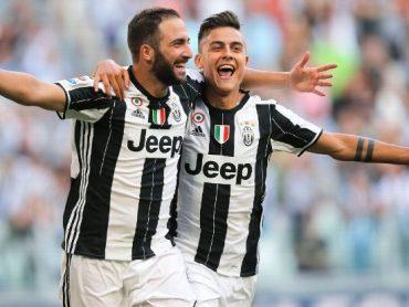 Sevilla a Juventus nezaváhali