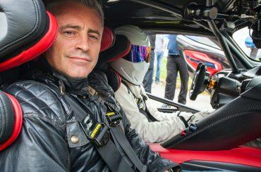 Top Gear: Moderátor Matt LeBlanc a jeho pochúťky