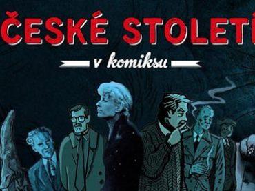 České storočie v komikse ti priblíži výstava Češi spisovateľa Pavla Kosatíka