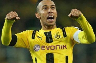 """Dortmund poslal do štvrťfinále hetrik Aubameyanga: """"Skvelý pocit"""""""