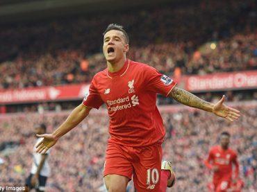 Liverpool doma zdolal Kanonierov.