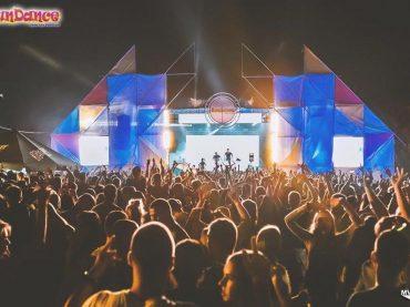 Prví DJs, ktorí vystúpia na letnom SunDance festivale.