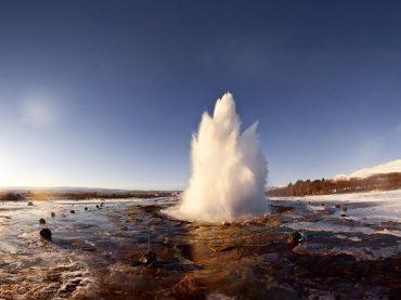 EURÓPA #1 : Islandské krásy – Vatna & Geysir