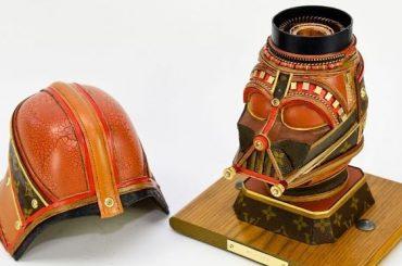 Staré kabelky a kufre svetoznámej značky premieňa na masky Star Wars. A ide mu to naozaj skvele!?