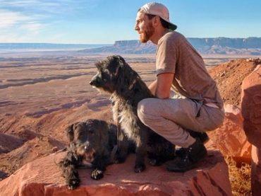 Jordan našiel opustené šteniatka, ich život zmenil na sen nejedného človeka!?
