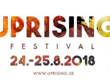 Uprising štartuje už o pár hodín, tu sú zhrnuté kompletné informáce o festivale!?
