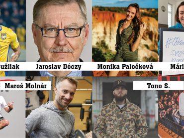 ROZHOVOR: Čo majú spoločné televízny tréner, rapper, riaditeľka Unicef, šéf divadla, profesionálny futbalista a dobrovoľníčka!? Každému z nich zmenil koronavírus život!?