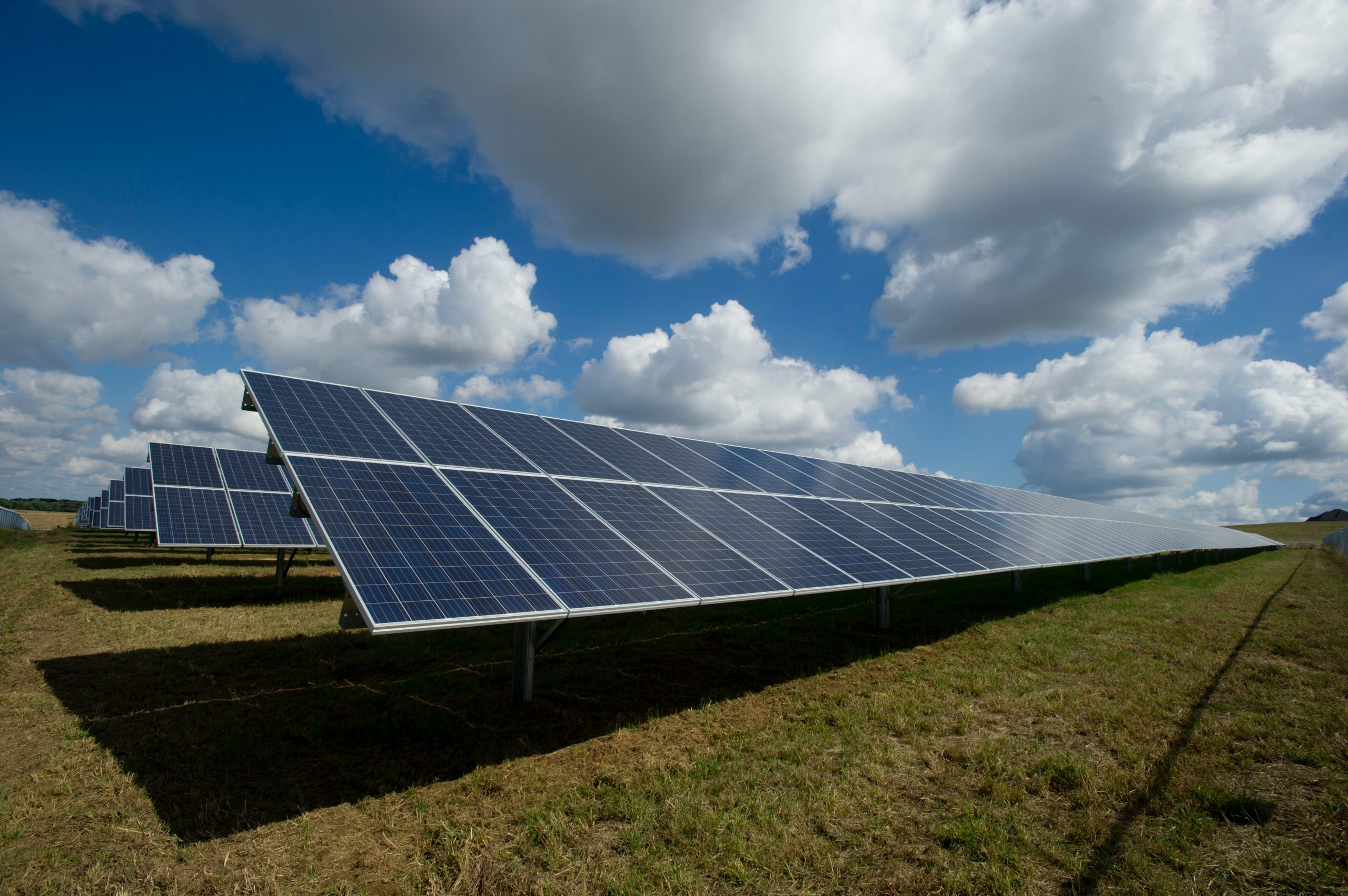 Nemecko vďaka nižšiemu smogu zlomilo rekord v produkcii solárnej energie!?