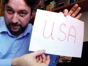 Ľuboš Blaha sa nezaprel ani vo svojom poslednom videu!? USA a ESET!?