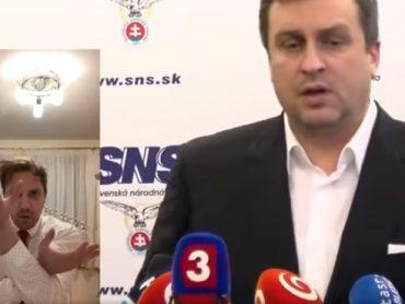 Herec Lukáš Pavlásek geniálne tlmočil Andreja Danka do posunkovej reči!?