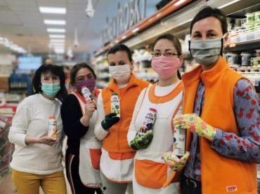 Ďalšia firma šíriaca dobro!? Zvolenské mliekárne darovali výrobky ľuďom v prvej línii boja s koronavírusom!?