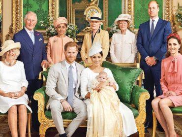 Dnes oslavuje Archie jeden rok: Kráľovnú Alžbetu II. však čakalo iba sklamanie!