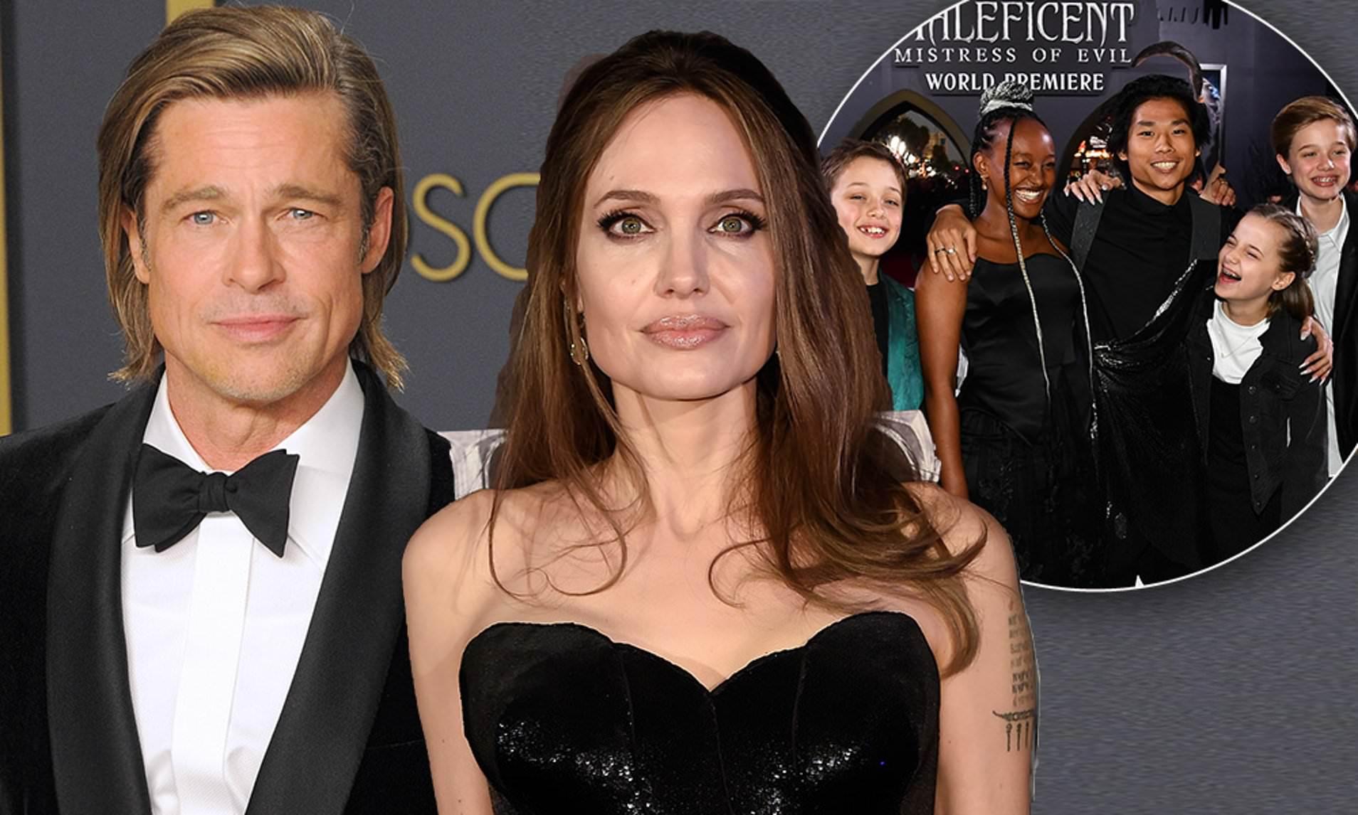 Angelina Jolie zažila niečo, čo by žiadna matka nechcela! Ako sa s tým popasuje!?