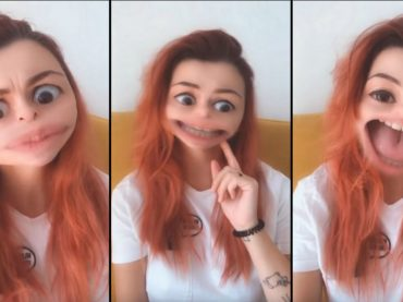 Nemáte sa s kým bozkávať pod čerešňou!? Táto YouTuberka sa vracia s novým coverom!