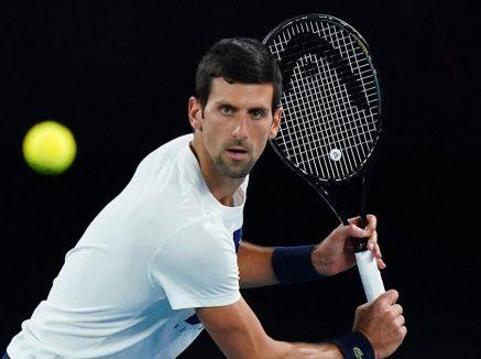 Finálový zápas v Chorvátsku sa nekonal! Novak Djokovič má koronavírus! Jeho manželka tiež!