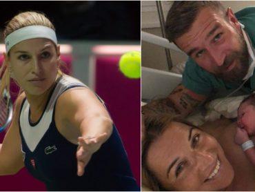 Dominika Cibulková sa konečne stala mamou! Jakubko! Vitaj na svete!