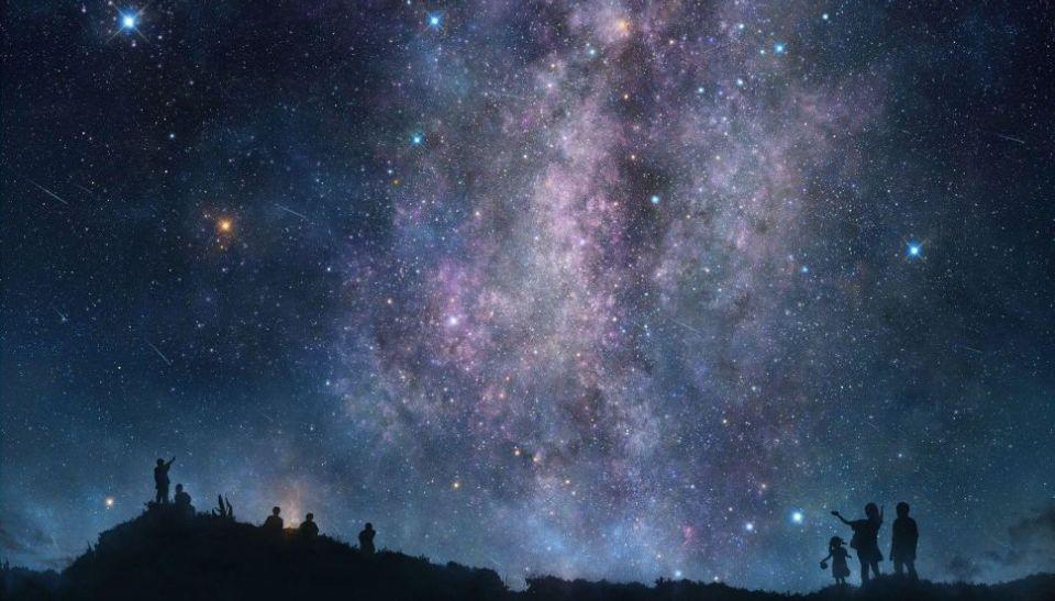 Nebeské divadlo na nočnej oblohe!? Ide o unikátny jav! Môžete pozorovať všetky planéty slnečnej sústavy!