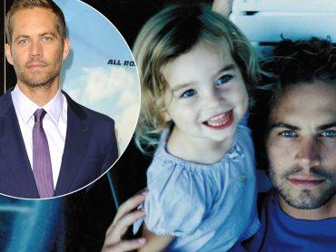 Z nevinného dievčatka vyrástla mladá žena! Dcéra Paula Walkera sa mení na nepoznanie!