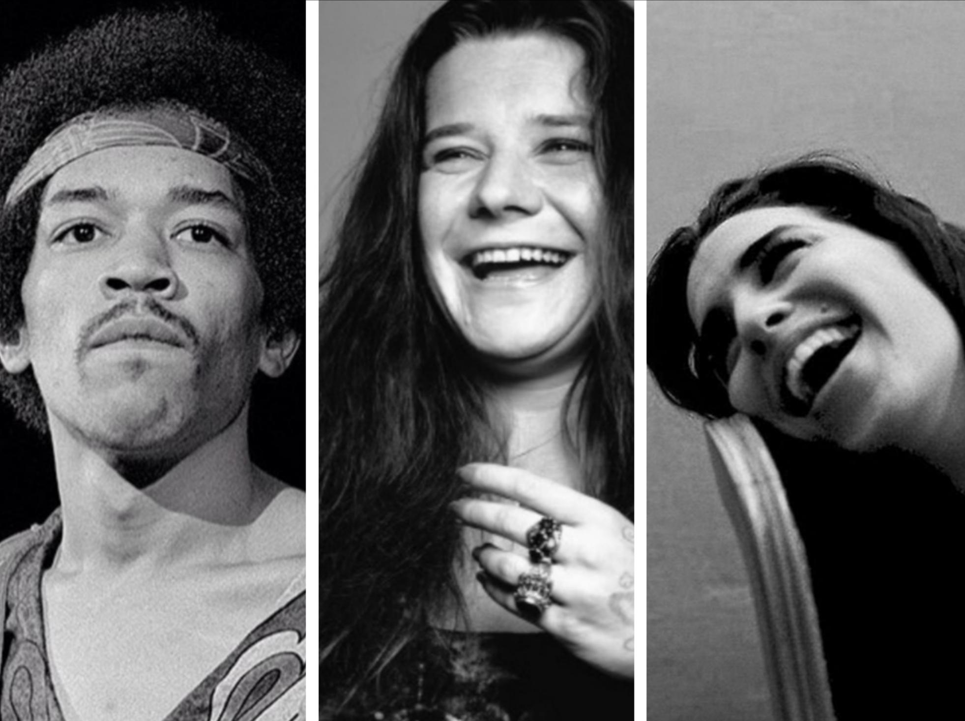 Hendrix, Joplin, ale aj Winehouse. Toto sú umelci, ktorí patria do Klubu 27!