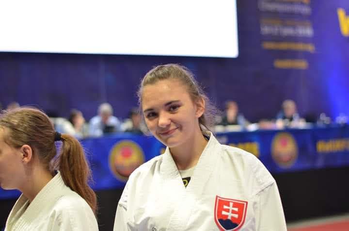 Karatistka Lukrécia Lachká: Toto je 5 dôvodov, pre ktoré sa oplatí venovať karate!