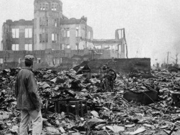 Pripomíname si 75. výročie atómového bombardovania japonského mesta Nagasaki!