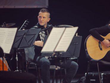 Akordeónista Tomáš Valiček: Akordeón je veľmi populárny v súčasnosti a je to nástroj, ktorý je hodný veľkých koncertných pódií
