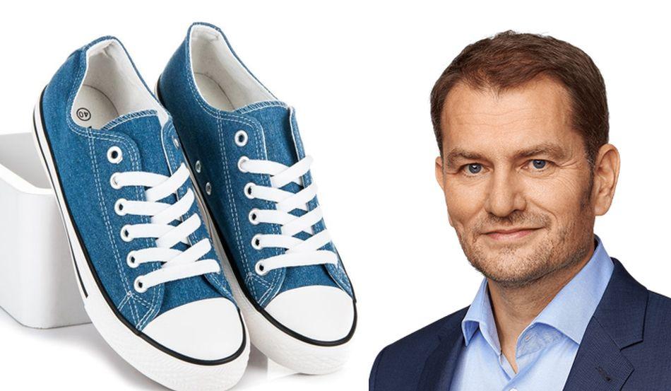 Štýl Igora Matoviča búra všetky stereotypy: Jeho tenisky ho dovedú kamkoľvek a Slováci mu to dávajú vyžrať!