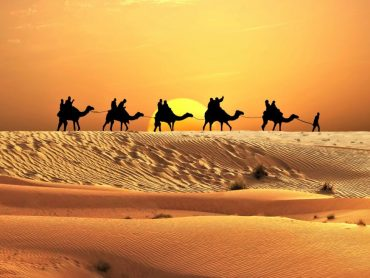 Namiesto piesku sneh: Pohľad na zasneženú Saharu vám vyrazí dych!