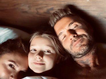 Už zase! Ľudí pobúrila nevinná fotografia Davida Beckhama s dcérou! Čo im toľko prekáža?