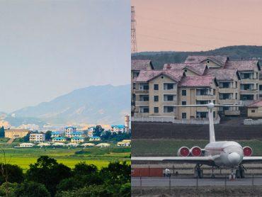Umelo vytvorené mesto, ktoré má šíriť propagandu: Vitaj v severokórejskej dedine Kijong-dong