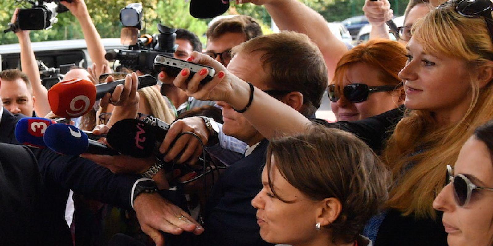 Slobodné médiá = slobodná spoločnosť! Ako je to s krajinami a médiami v súčasnosti!?