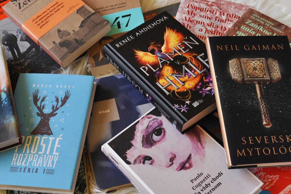 Najčítanejšie knihy v roku  2020! Ak neviete na aké čítanie staviť, vezmite si inšpiráciu! Určite nebudete ľutovať!?