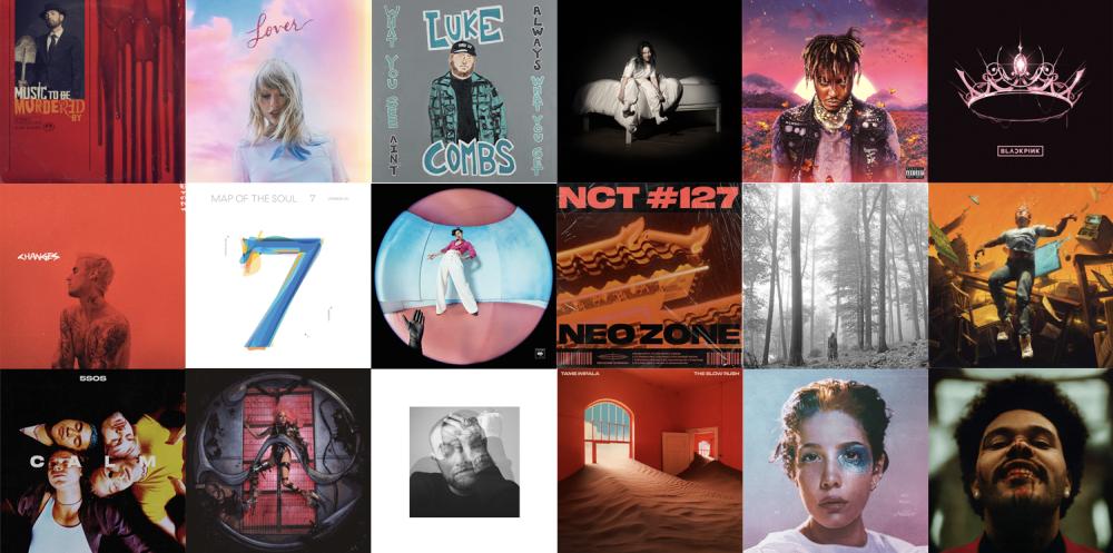 Rok bez koncertov a festivalov: Čo robili za ten čas interpreti a ktoré albumy boli najpredávanejšie za rok 2020!?