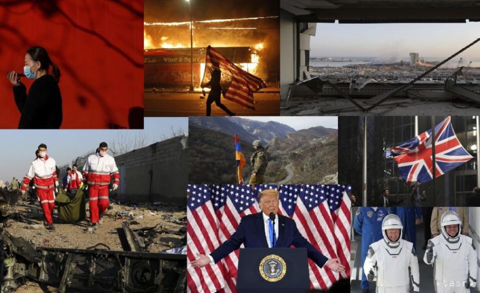 Čo sa udialo v roku 2020!? Tento rok sa navždy zapíše do dejín ľudstva! Udalosti, na ktoré svet nikdy nezabudne!