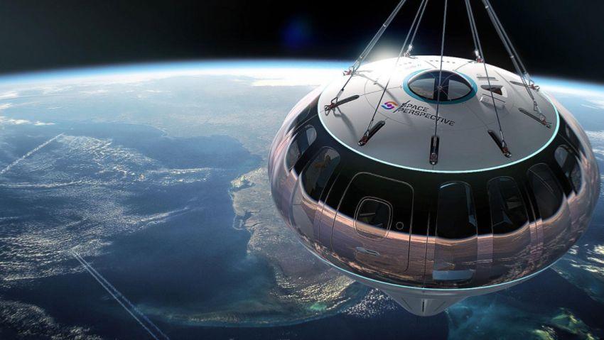 spoločnosť Space Perspective