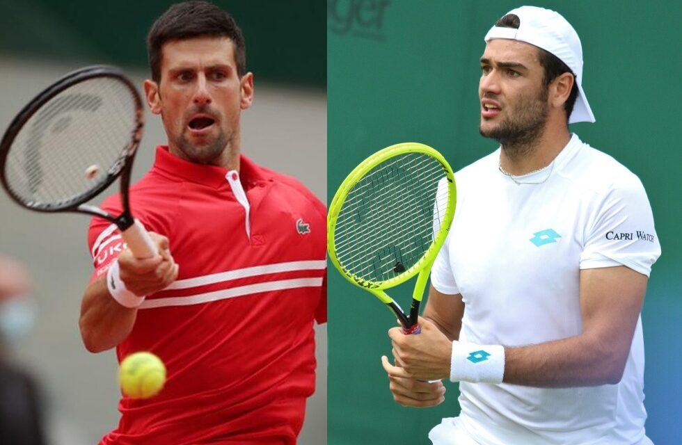 Taliansky tenista siaha na svoj prvý grandslamový titul v kariére! Ako si poradí so srbskou hviezdou tenisu!?