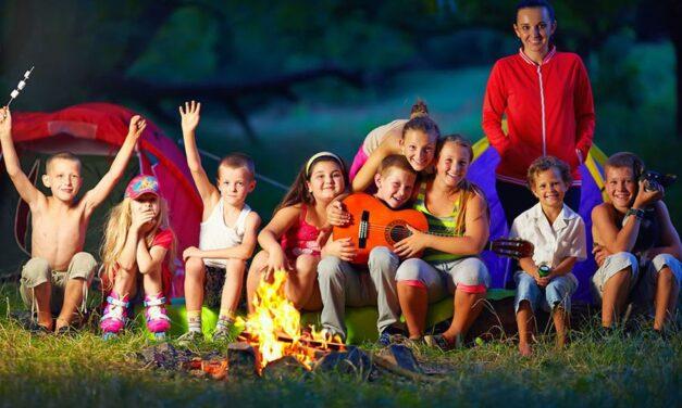 Doprajte vašim deťom leto plné zážitkov! Letné tábory ponúkajú rozličné druhy zábavy!