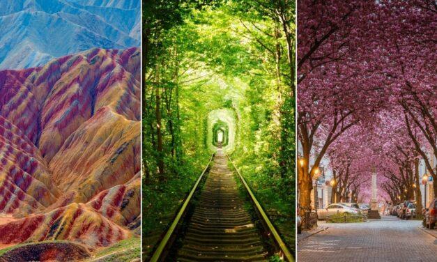 Najkrajšie miesta na svete! Nájdete medzi nimi aj Vy to svoje!?