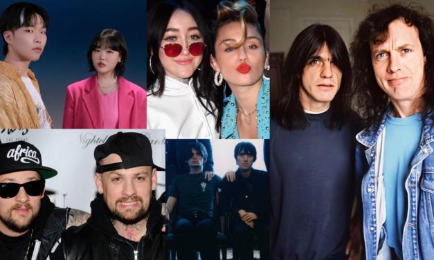 Hudobní súrodenci: Keď zdieľate okrem talentu aj DNA