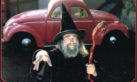 Čarodejník z Nového Zélandu už dočaroval