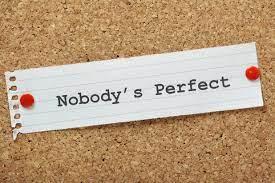 Dokonalosť!? Tá skutočne neexistuje! Ľudská bytosť síce je originálna, no určite nie bezchybná!